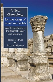A New Chronology for the Kings of Israel and Judah and Its Implications for Biblical History and Literature