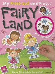 Press-Out & Play Fairy Land