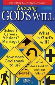 Knowing God's Will, Pamphlet - 5 Pack