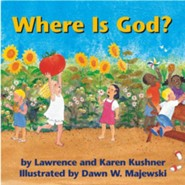 Where is God? Board Book