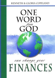 One Word From God Can Change You Finances - eBook