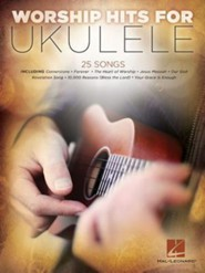 Worship Hits for Ukulele