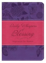 Daily Whispers of Blessing: Inspiration for Women