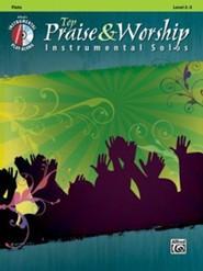 Top Praise & Worship Instrumental Solos (Flute)