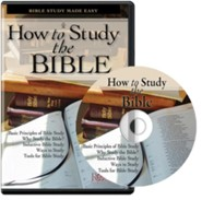How to Study the Bible  [Download] -