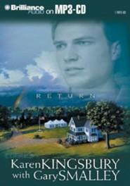 #3: Return, Abridged on MP3-CD