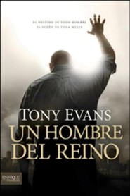 Un Hombre del Reino  (Kingdom Man)   -     By: Tony Evans, Simon Taylor-Kielty