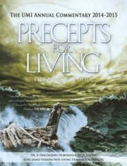 Precepts for Living 2014-2015 Personal Study Guide