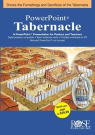 The Tabernacle - PowerPoint   [Download] -