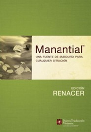 Manantial - Edicion Renacer (TouchPoints for Recovery)