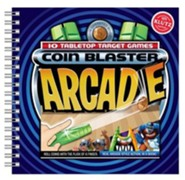 Coin Blasters: An Arcade Inside a Book