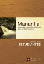 Manantial, Edici&#243n estudiantes, TouchPoints for Students
