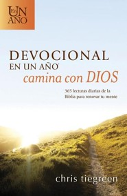 Devocional en un a&#241o - Camina con Dios tr One Year Walk With God Devotional