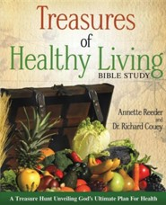 Treasures of Healthy Living Bible Study