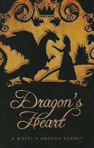 Dragon's Heart  -     By: Amanda Kenney