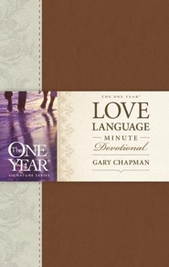 The One Year Love Language Devotional, Imitation Leather