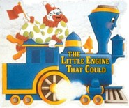 The Little Engine That Could (Board Book Edition)  -     By: Watty Piper     Illustrated By: Cristina Ong
