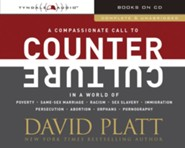 Counter Culture: Radically Following Jesus with Conviction, Courage, and Compassion, Audio CD's