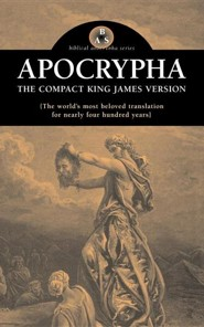 KJV Compact Apocrypha, Paper  -     By: Apocryphile Press