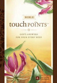 TouchPoints Bible Gift Edition: God's Answers for Your Every Need