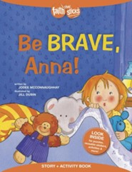 Be Brave, Anna! Story and Activity Book