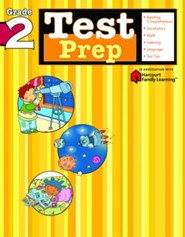 Test Prep: Grade 2  -     By: Flash Kids Editors