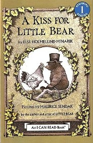 A Kiss for Little Bear   -