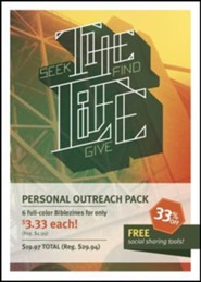 The Life: Personal Outreach Pack, 6-Pack