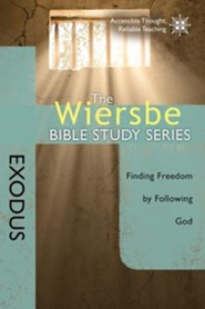 Exodus: The Warren Wiersbe Bible Study Series   -     By: Warren W. Wiersbe