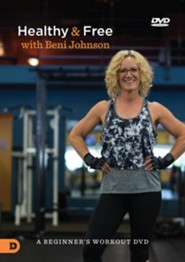 Healthy and Free with Beni Johnson: A Beginner's Workout DVD