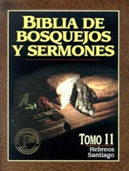 The Preacher's Outline and Sermon Bible Series: Hebreos y Santiago, Spanish   -