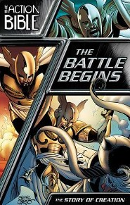 #1: Action Bible NT: The Battle Begins
