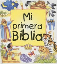 Mi Primera Biblia  (My First Bible)  -     By: Leena Lane, Gillian Chapman