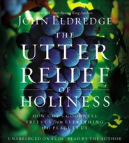 The Utter Relief of Holiness: How God's Goodness Frees Us From Everything that Plagues Us  -     By: John Eldredge