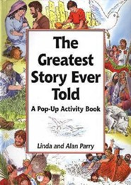 The Greatest Story Ever Told: A Pop-Up Activity Book