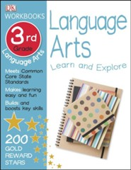 DK Workbooks: Language Arts Grade 3
