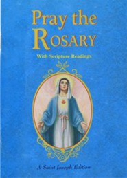 Pray the Rosary (Expanded Ed. W/ Scripture Rdgs)  10 pack