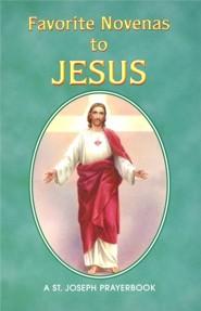 Favorite Novenas to Jesus