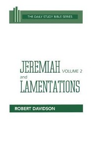 Jeremiah Volume 2: With Lamentations  -     By: Robert Davidson