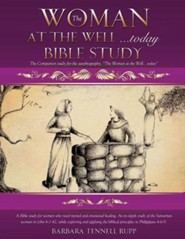 The Woman at the Well...Today Bible Study