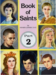 Book of Saints, Part 2