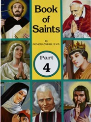 Book of Saints, Part 4
