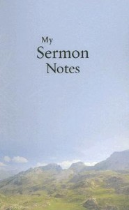 My Sermon Notes  -     By: Christian Art Gifts