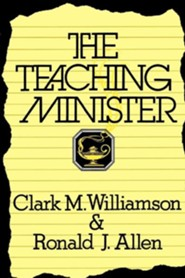 The Teaching Minister    -     By: Ronald Allen