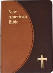 New American Bible: Personal Size, St Joseph Edition, Doutone Brown