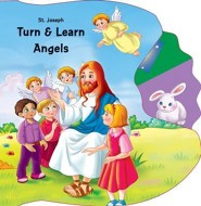 Saint Joseph Turn & Learn Angels  -