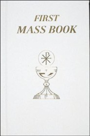 Saint Joseph First Mass Book Vinyl K808/67w