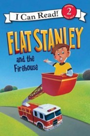 Flat Stanley and the Firehouse  -              By: Jeff Brown                   Illustrated By: Macky Pamintuan
