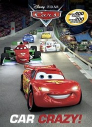 Cars: Car Crazy!  -     By: Frank Berrios