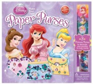 Make Your Own Paper Purses (Disney Princess)  -